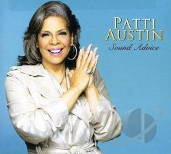 Austin, Patti - Sound Advice CD Cover Art