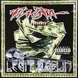 Twista Presents Legit Ballin' CD Cover Art