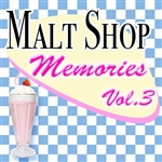KnightsBridge - Malt Shop Memories Vol.3 DB Cover Art