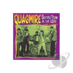 Quagmire: Sixties Punk from the USA, Vol. 2 CD Cover Art
