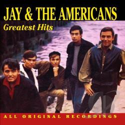 Jay & The Americans - Greatest Hits CD Cover Art