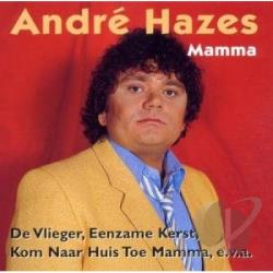 Hazes, Andre - Mamma CD Cover Art