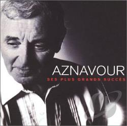 Aznavour, Charles - Ses Plus Grands Succes CD Cover Art