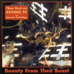 Psychic TV - Beauty From Thee Beast CD Cover Art