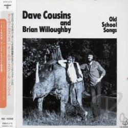 Cousins, Dave - Old School Songs CD Cover Art