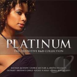 Platinum: The Definitive R&B Collection CD Cover Art