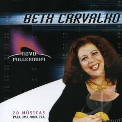 Carvalho, Beth - Novo Millennium CD Cover Art