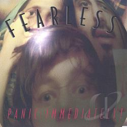Fearless - Panic Immediately! CD Cover Art