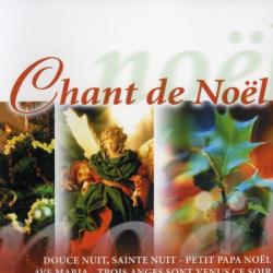 Chant De Noel CD Cover Art