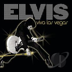 Presley, Elvis - Elvis: Viva Las Vegas CD Cover Art