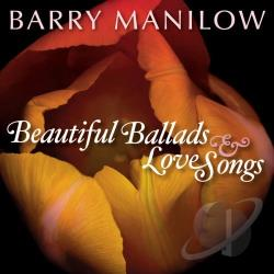 Manilow, Barry - Beautiful Ballads & Love Songs CD Cover Art