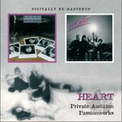 Heart - Private Audition/Passionworks CD Cover Art
