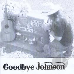 Underwood, Gerald - Goodbye Johnson CD Cover Art