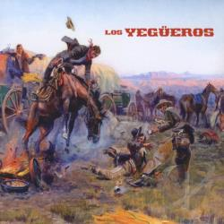 Los Yega?Eros CD Cover Art