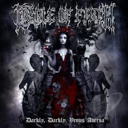 Cradle Of Filth - Darkly, Darkly, Venus Aversa CD Cover Art