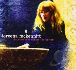 McKennitt, Loreena - Wind That Shakes the Barley CD Cover Art