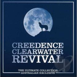 Creedence Clearwater Revisited Ultimate Collection Cd