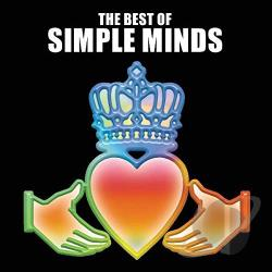Simple Minds - Best of Simple Minds CD Cover Art