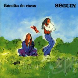 Les Seguin - Recolte de Reves CD Cover Art