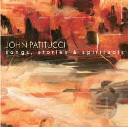 Patitucci, John - Songs, Stories & Spirituals CD Cover Art