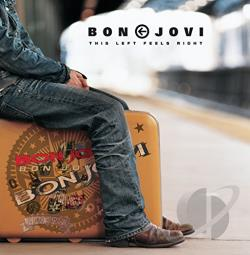 Bon Jovi - This Left Feels Right CD Cover Art