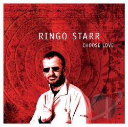 Starr, Ringo - Choose Love CD Cover Art
