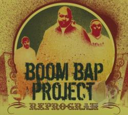 Boom Bap Project - Reprogram CD Cover Art