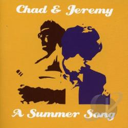 Chad & Jeremy - Summer Song CD Cover Art