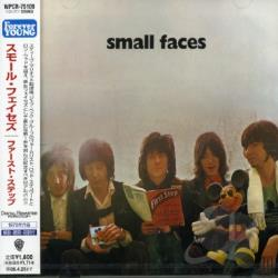 Faces - First Step CD Cover Art