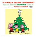 Guaraldi, Vince - Charlie Brown Christmas CD Cover Art