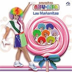 Payasitas Nifu-Nifa - Las Mananitas CD Cover Art
