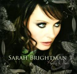 Brightman, Sarah - Bella Voce CD Cover Art