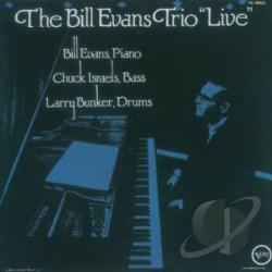 Evans, Bill - Live CD Cover Art