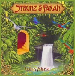 Strunz & Farah - Wild Muse CD Cover Art