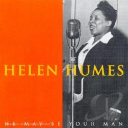 Humes, Helen - He May Be Your Man CD Cover Art