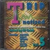 Tripnotized V.5 CD Cover Art