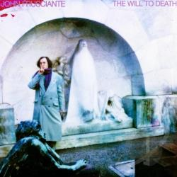 Frusciante, John - Will to Death CD Cover Art