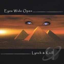 Lynch & Knill - Eyes Wide Open CD Cover Art