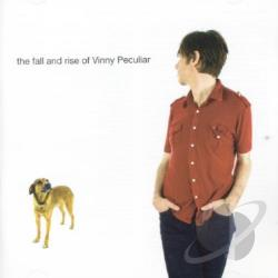 Peculiar, Vinny - Fall & Rise Of Vinny Peculiar CD Cover Art