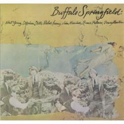 Buffalo Springfield - Collection CD Cover Art