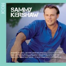 Kershaw, Sammy - Icon CD Cover Art