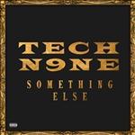 Tech N9ne - Something Else CD Cover Art