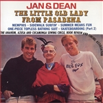 Jan & Dean - Little Old Lady From Pasadena DB Cover Art