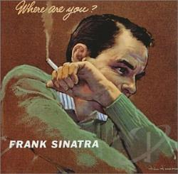 Sinatra, Frank - Where Are You? CD Cover Art