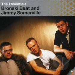 Bronski Beat - Essentials CD Cover Art