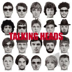 Talking Heads - Best of Talking Heads CD Cover Art
