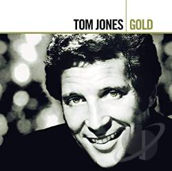 Jones, Tom - Gold CD Cover Art