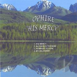 Stidham, Carl - His Mercy CD Cover Art