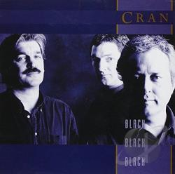 Cran - Black Black Black CD Cover Art