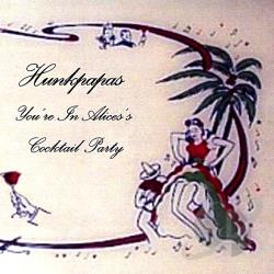 Hunkpapas - You're in Alice's Cocktail Party CD Cover Art